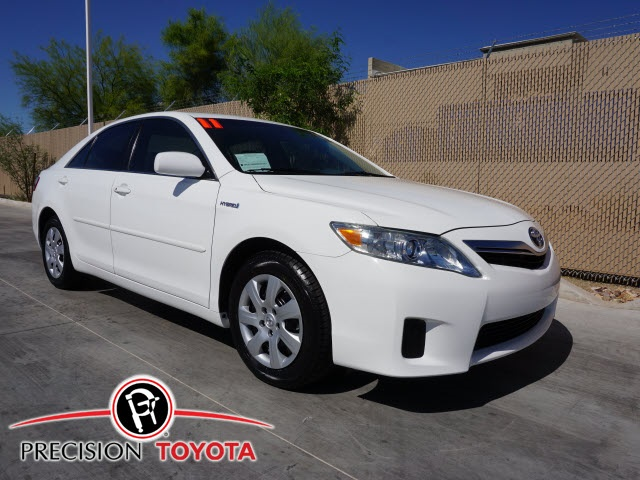 Certified Used Toyota Camry Hybrid