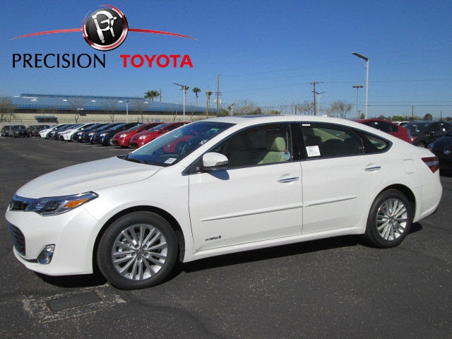 new 2015 toyota avalon hybrid limited 4d sedan in tucson 901443 precision toyota of tucson. Black Bedroom Furniture Sets. Home Design Ideas