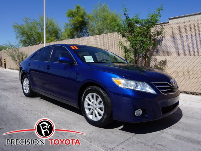 Certified Used Toyota Camry XLE