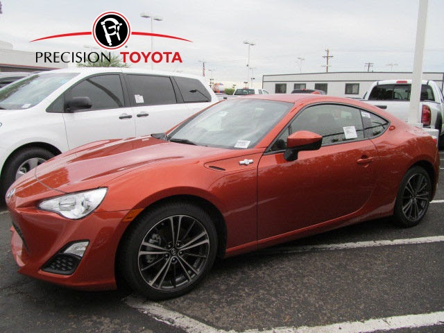 New Scion FR-S Base