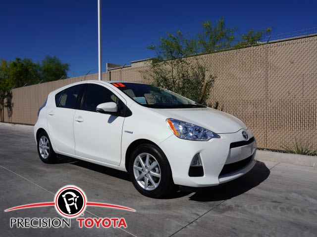 Certified Used Toyota Prius c Three