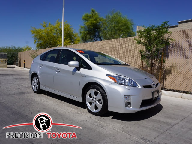 Certified Used Toyota Prius V