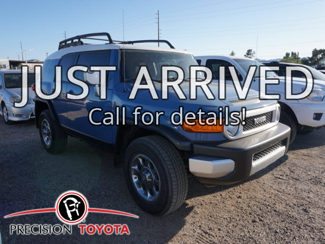 Certified Used Toyota FJ Cruiser Base
