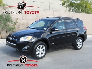 Certified Used Toyota RAV4 Limited