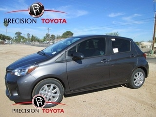 New Toyota Yaris LE